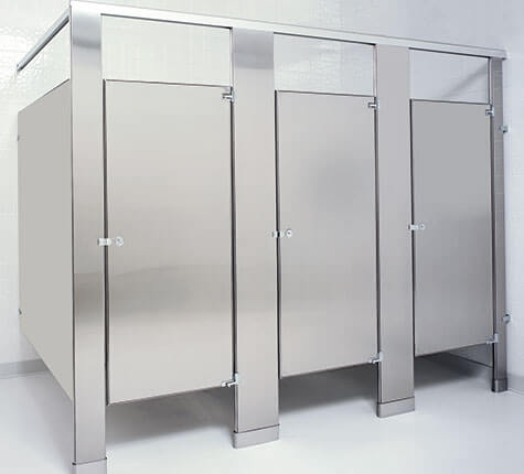 MDP Partitions Lockers And More - Bathroom partition installers